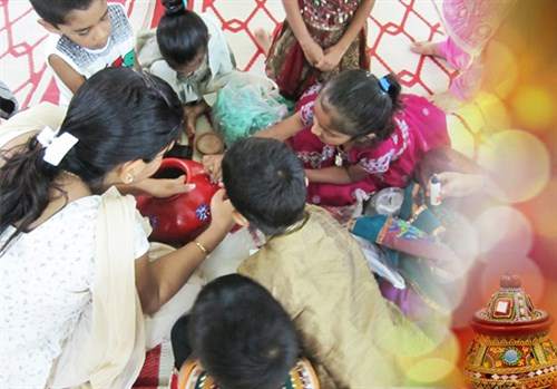 Baby -garba -session -5