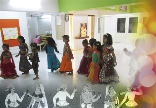 Baby -garba -session -6