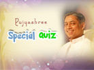 Pujyshree Special Quiz