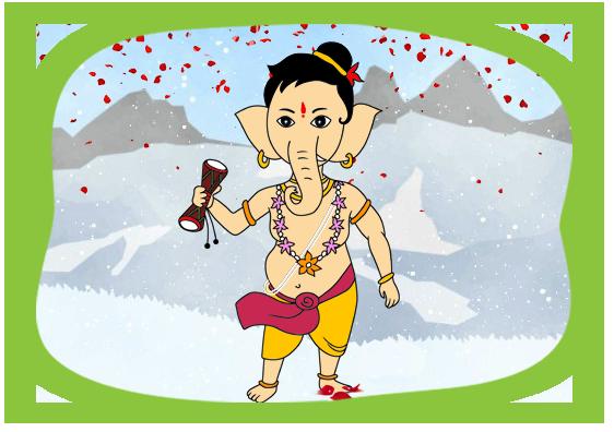 Lord Ganesha stories